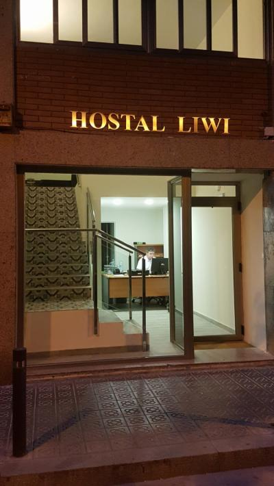 Albergues - Hostel Liwi