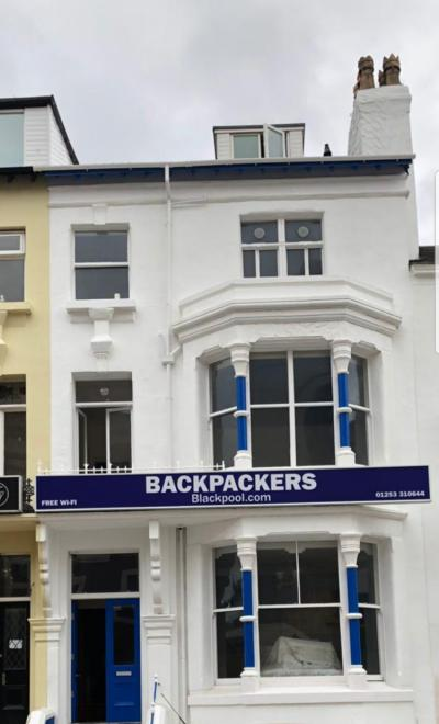 Albergues - Hostel Backpackers Blackpool