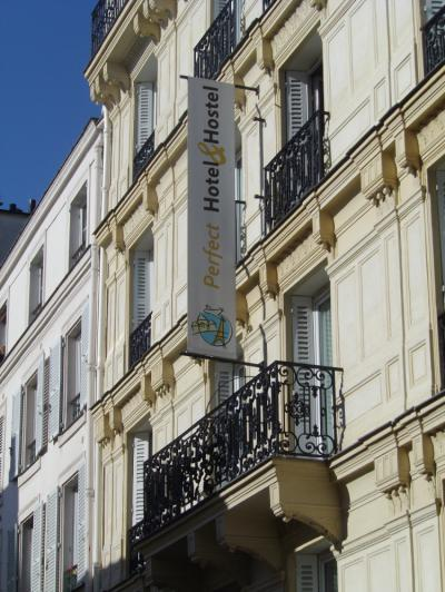 Albergues - Perfect Hostel Paris