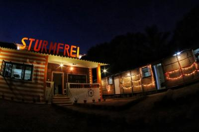 Albergues - Sturmfrei Hostel Goa