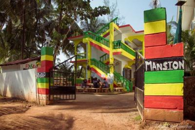 Albergues - Rasta Mansion Backpacker Hostel