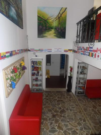 Albergues - Art City Hostel