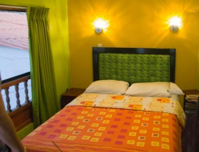 Albergues - Sunset Hostel Cusco