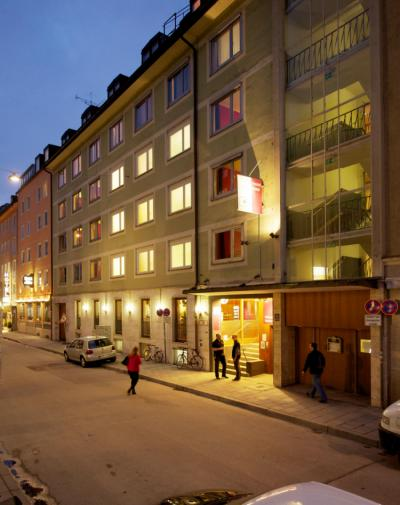 Albergues - Albergue THE 4YOU & Hotel Munich